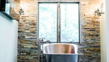 Customized Metal Bathroom