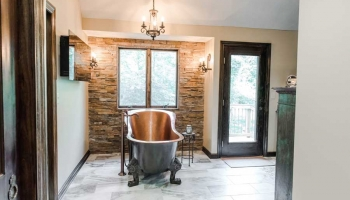 Elegant Style Bathtub