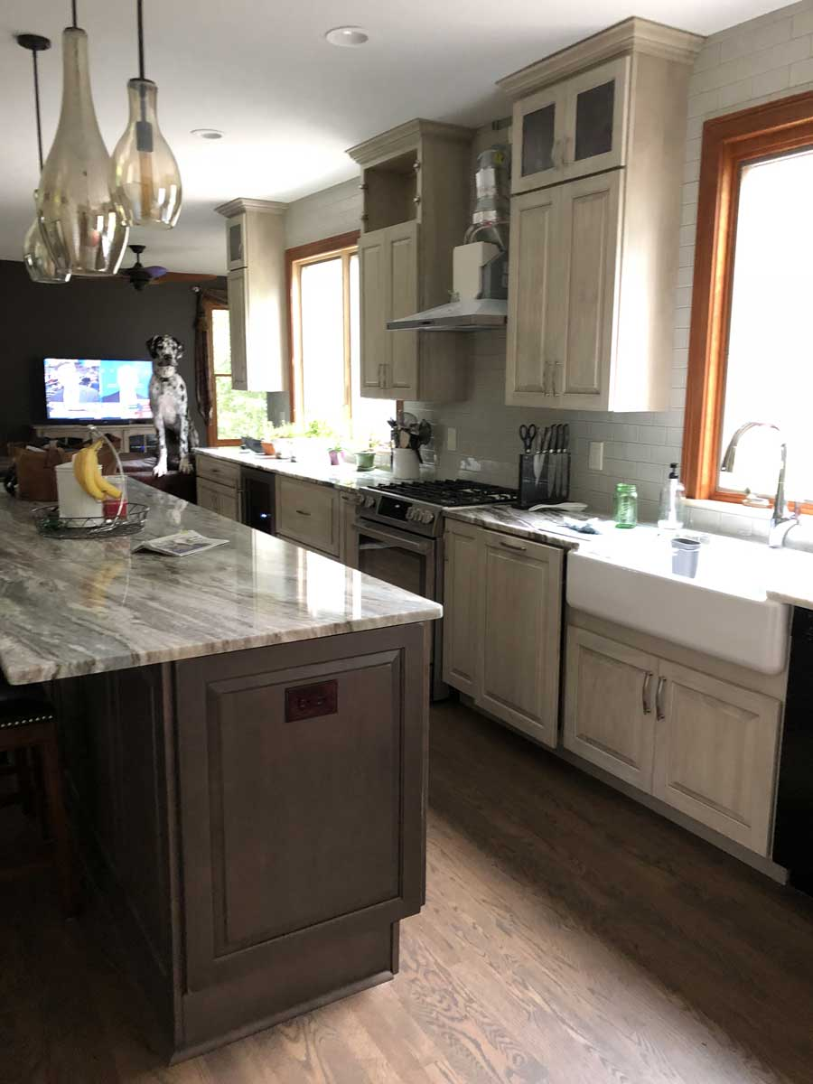 Kitchens | Owens Construction | Powell, OH | Remodeling ...