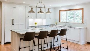 New Kitchen Island Style