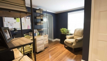 Reconfigured Office Space