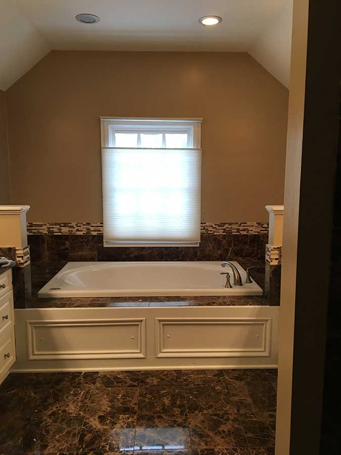 Before - Bathtub Replacement