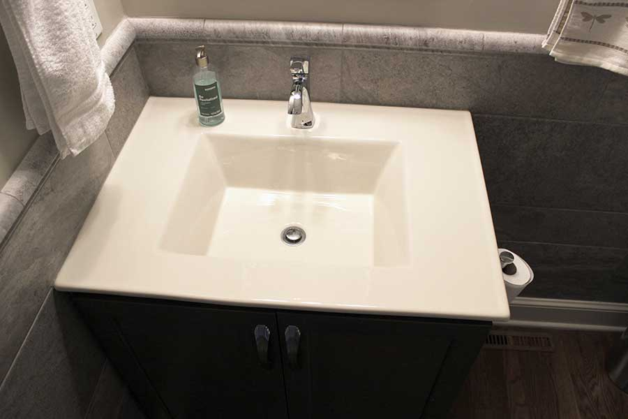 Kohler Integrated Vanity Top